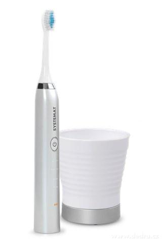 EL8779-Sonická zubná kefka s dobíjacím kelímkom SONISSIMO systémy