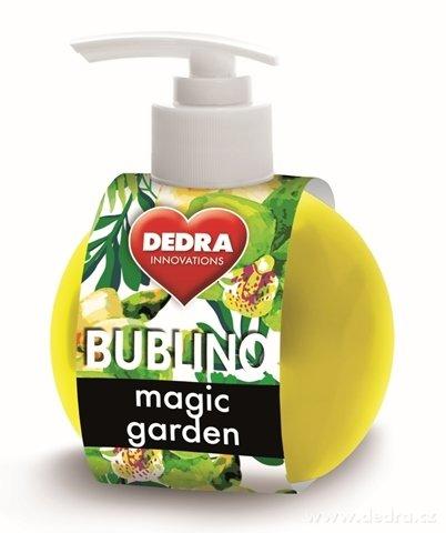 BA0402-Bubliny magic garden gél-krémové mydlo