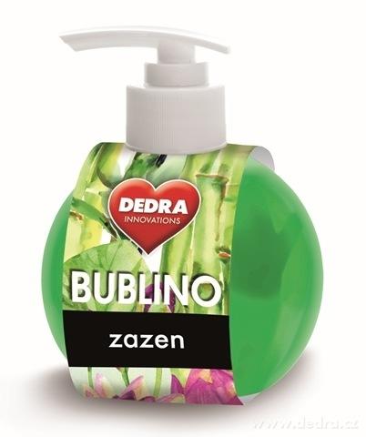 BA0403-Bublina zazenu gél-krémové mydlo