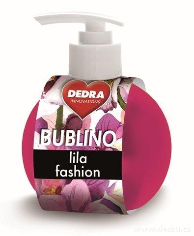 BA0404-Bubliny lila fashion gél-krémové mydlo