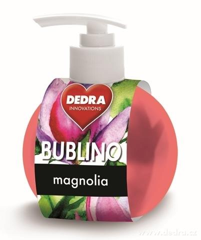 BA0405-Bublina magnolia gél-krémové mydlo