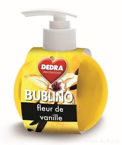 BA0407-Bubliny fleur de vanille gél-krémové mydlo