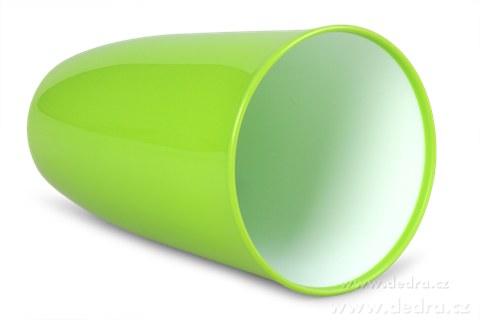 DA89741-Plastový kelímok 600 ml, zelený