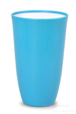 DA89744-Plastový kelímok 600 ml, modrý