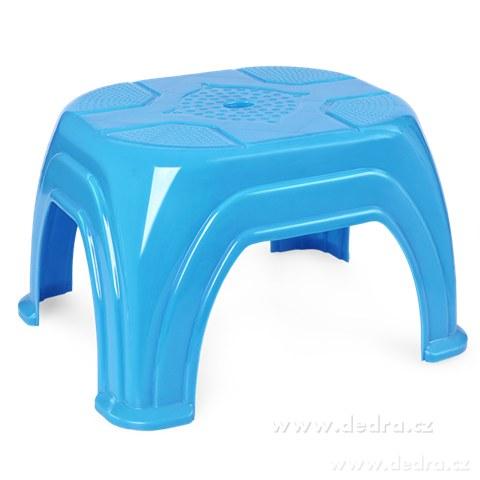 DA89762-Štokrdle modré univerzálna stolička z kvalitného plastu