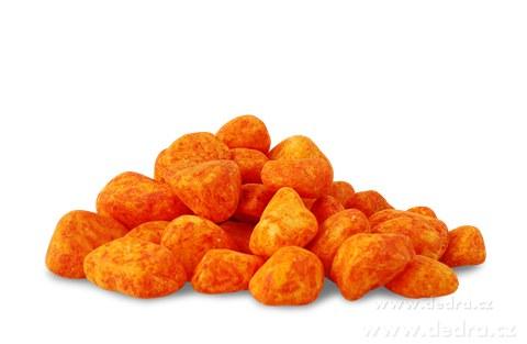DA8998-Dekoratívne kamene oranžové