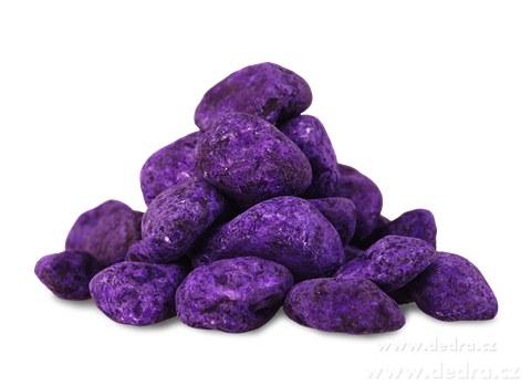 DA9004-Dekoratívne kamene fialové