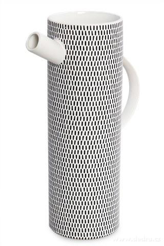 DA9066-Keramická kanvica Mosaics objem cca 1650 ml