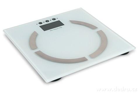 EL9156-Osobná váha s LCD displejom a výpočtom BMI a BMR, SYSTEMAT