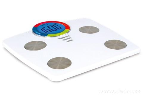 EL9157-Osobná diagnostická váha, výpočty BMI, BMR a ďalších 4 hodnôt, SYSTEMAT
