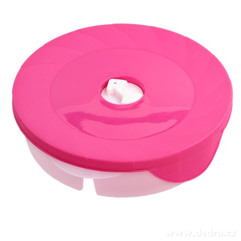 DA94033-TRIOBOX 3in1 300 + 300 + 700 ml ružový