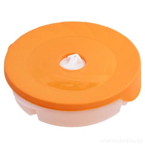 DA94034-TRIOBOX 3in1 300 + 300 + 700 ml oranžový