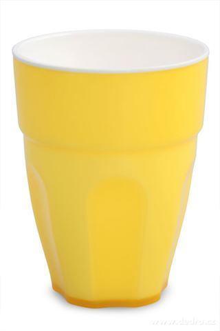 DA94483-Téglik 350 ml z dvojfarebného plastu
