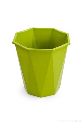 DA9460-Odpadkový kôš 9,5 L zelený
