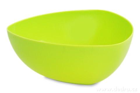 DA94281-MISA 1500 ml trojhranná plastová, zelená