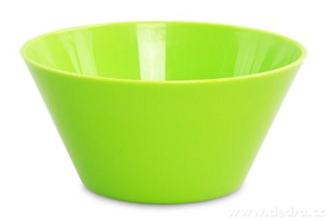 DA94331-Miska 180 ml z odolného plastu zelená