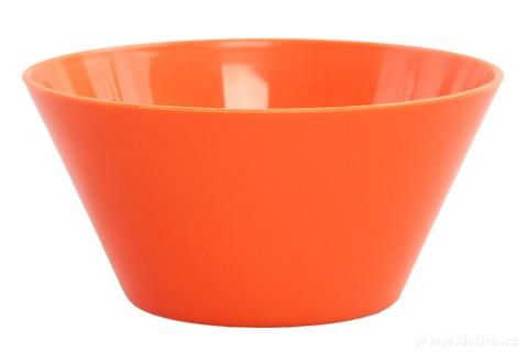 DA94334-Miska 180 ml z odolného plastu oranžová