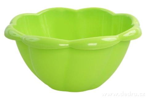 DA94341-XL KYTKOMÍSA 3500 ml z odolného plastu zelená