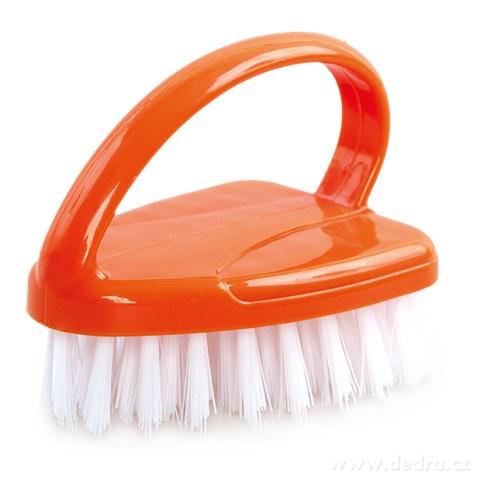 DA94434-KARTÁČ čistiace oranžový