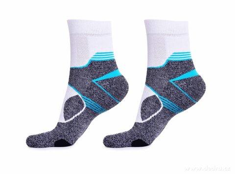 FC89932-Ponožky CoolMax funkčné športové veľkosť 42-46