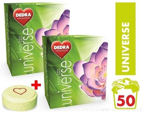 TU00043-UNIVERSE univerzálne pracie tablety na biele i farebné, koncentrované