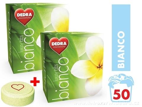 TB00083-BIANCO tablety na biele a svetlé prádlo, koncentrované
