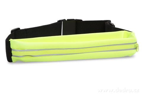 DA95112-Univerzálne púzdro športové, okolo pása neónovo zelenej