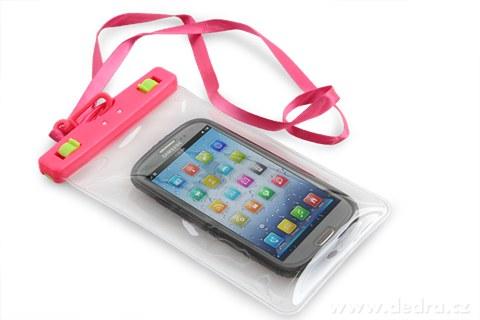 DA95142-Ochranné puzdro na mobil a osobné veci, ružové