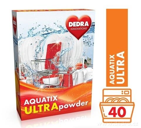 GC0458-AQUATIX ULTRA POWDER 1 KG prášok do umývačky