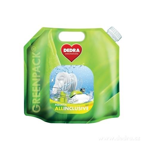 GC04561-AQUATIX ALLINCLUSIVE gél do umývačky 2400 ml