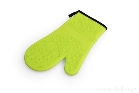 DA98231-SILICHŇAPKA silikónová chňapka zelená
