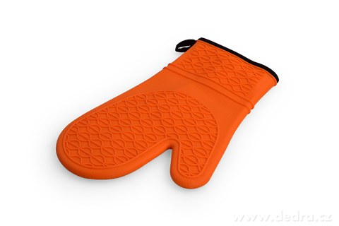DA98232-SILICHŇAPKA silikónová chňapka oranžová