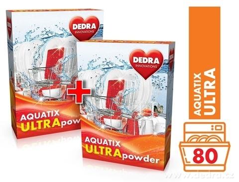 GC04583-AQUATIX ULTRA POWDER 2 KG prášok do umývačky