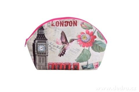 FC95735-Kozmetická taštička London telephone