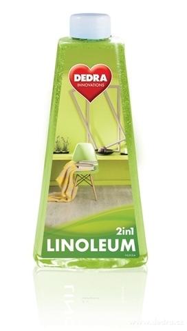 HL0154-LINOLEUM 2in1 čistiaci a ošetrujúce prostriedok na podlahy z PVC, linolea a nových hmôt