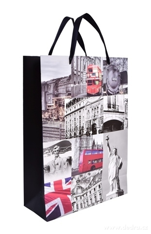 DA99843-Darčeková taška kozmopolitný