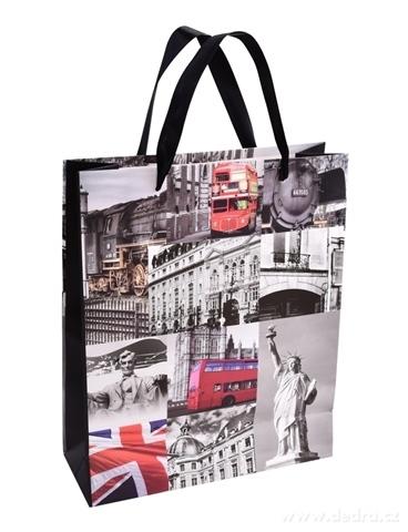DA99841-Darčeková taška kozmopolitný