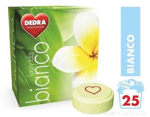 TB0008-BIANCO tablety na biele a svetlé prádlo koncentrovanej