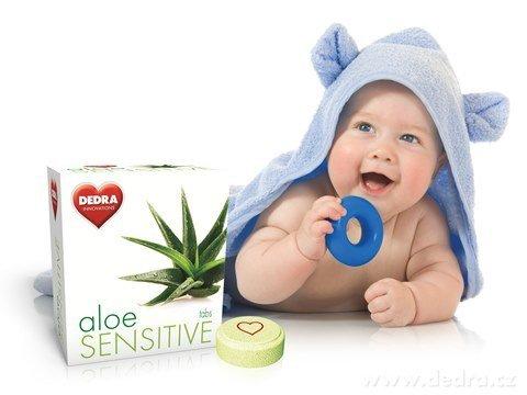 TB0017-aloeSENSITIVE pracie tablety pre citlivú pokožku