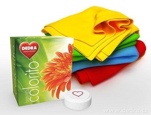 TC0012-COLORIT tablety na farebnú bielizeň koncentrovanej