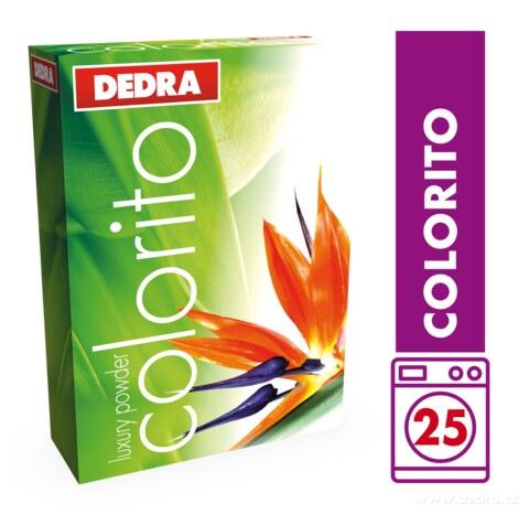 TC0013-COLORIT prací prášok na farebnú bielizeň koncentrovaný