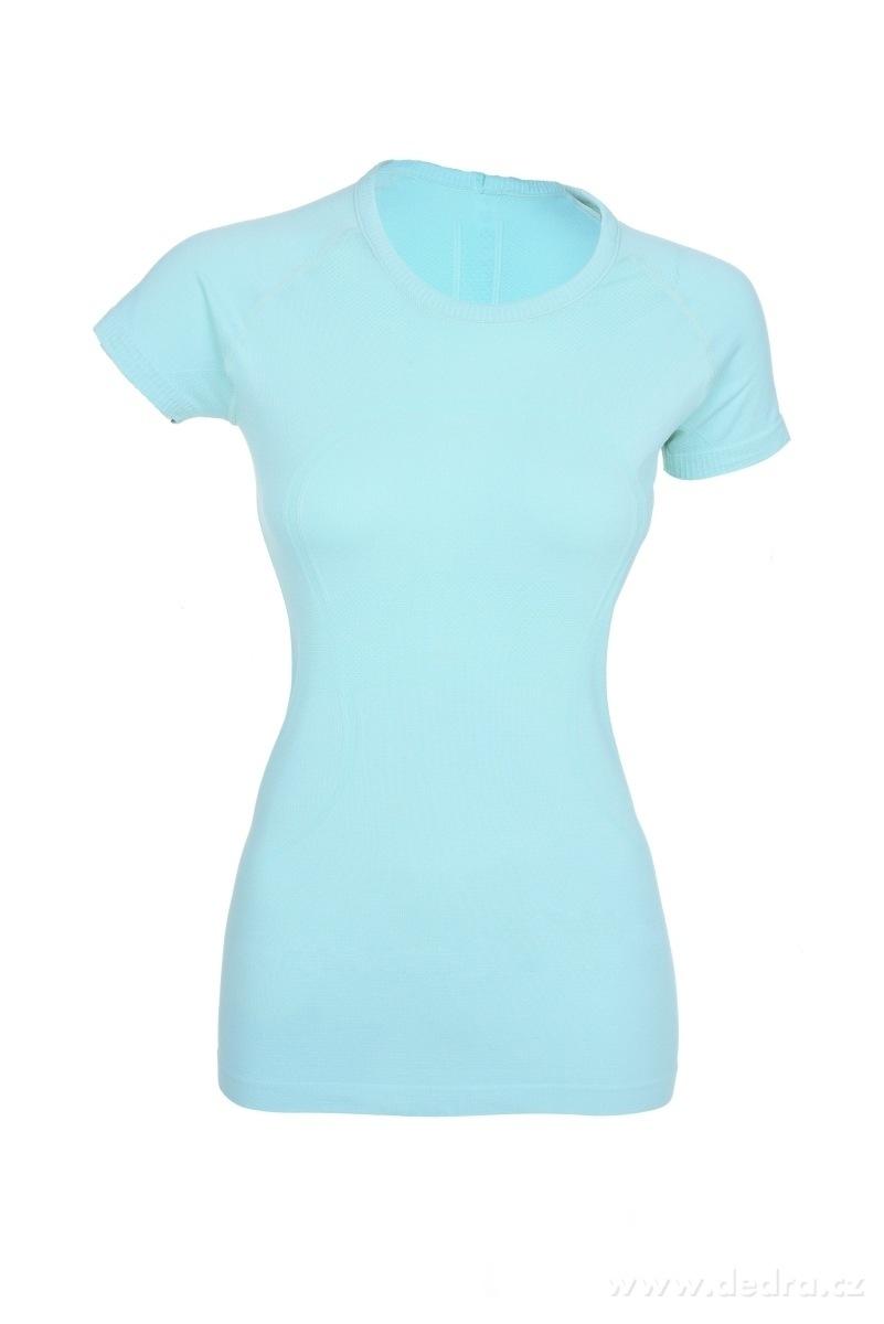 23a3c191b17 Funkční tričko dámské v mintové barvě - Vaše DEDRA - oficiální stránky