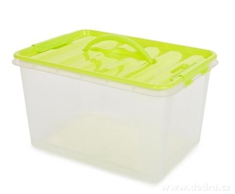 DA14431-KLIP & KLAP plastový box menší
