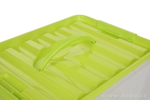DA14432-KLIP & KLAP plastový box stredný
