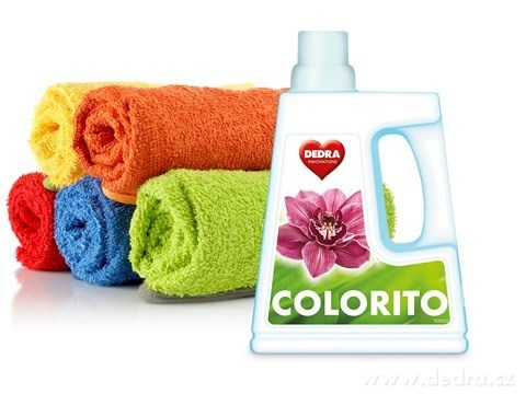 TC0525-COLORIT gél na pranie farebnej bielizne koncentrovaný