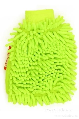 DA0641-Univerzálna čistiaca rukavica SASANKA jasne zelená