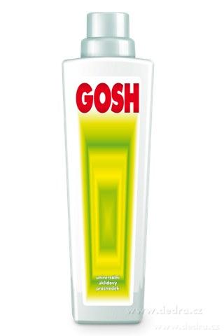 XG0775-Univerzálny upratovací prostriedok GOSH 750 ml