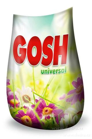 XG0776-GOSH universal 60 praní na biele i farebné 6 kg