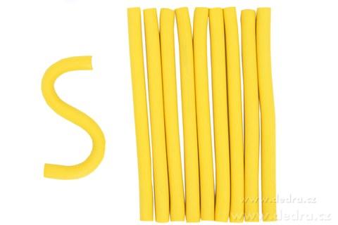 DA2202-Ohybné natáčky na vlasy - papiloty pr.:10 mm, d.: 155 mm