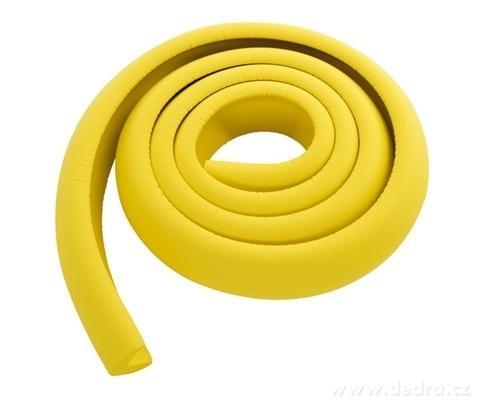 DA17505-Nárazníkovej PÁS na hrany nábytku dĺžka 2 m žltý